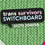 Logo of Trans Survivors Switchboard